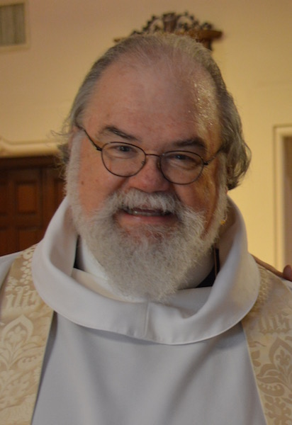 The Reverend William Campbell, Curate